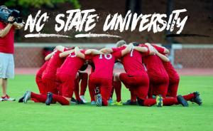 Das Soccer Team - NC State - Mens Soccer - Julius Duchscherer - USA